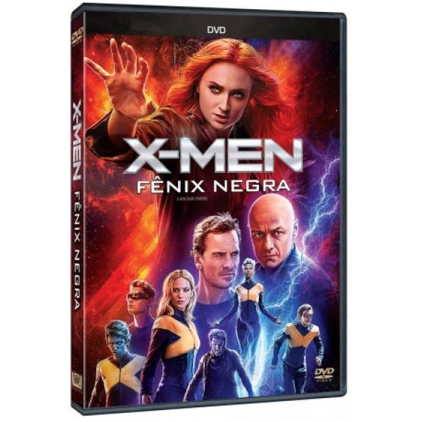 DVD X-Men - Fênix Negra