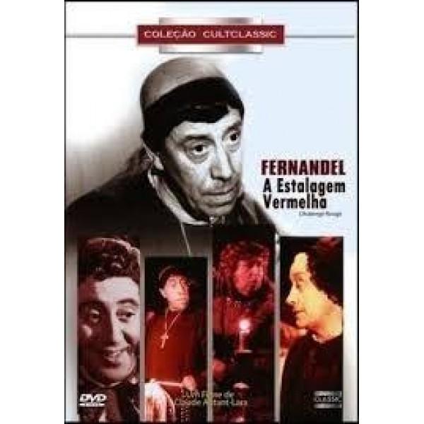 DVD A Estalagem Vermelha