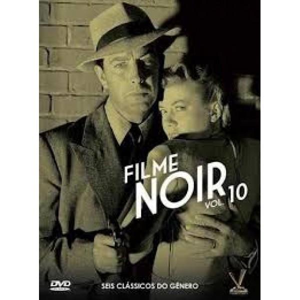 Box Filme Noir Vol. 10 (3 DVD's)