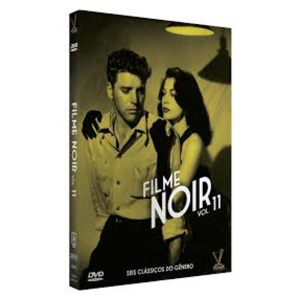 Box Filme Noir Vol. 11 (3 DVD's)