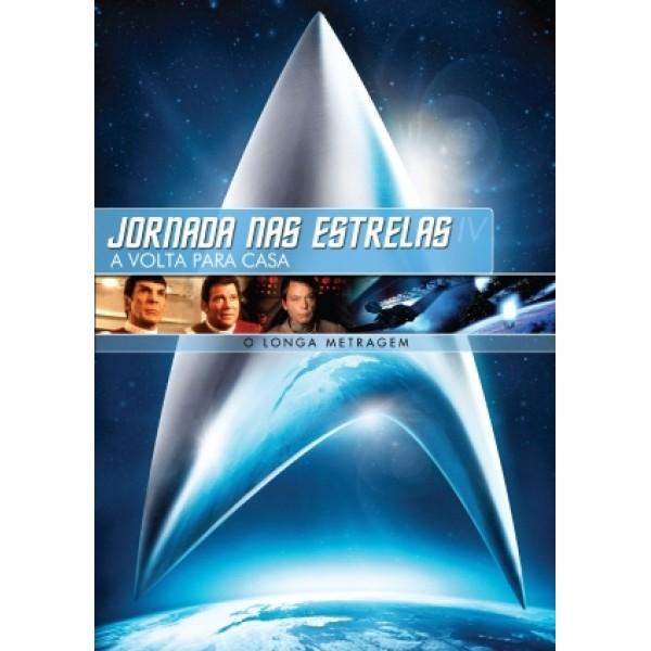 DVD Jornada Nas Estrelas IV: A Volta Para Casa