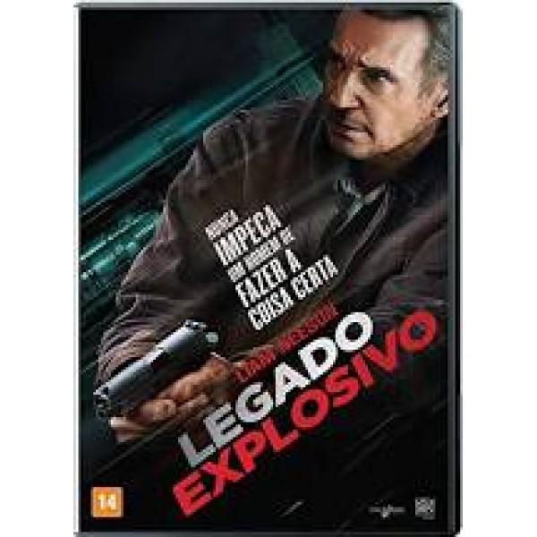 DVD Legado Explosivo