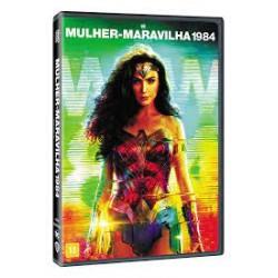 DVD Mulher-Maravilha 1984