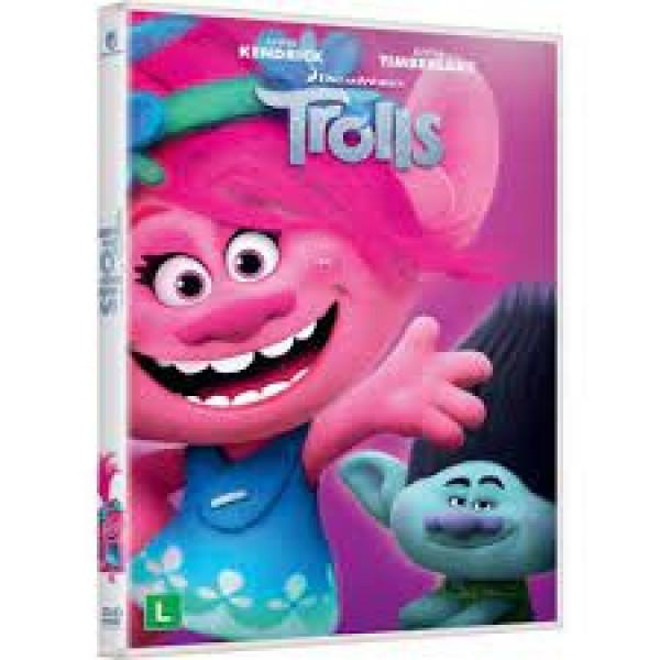 DVD Trolls (2016)