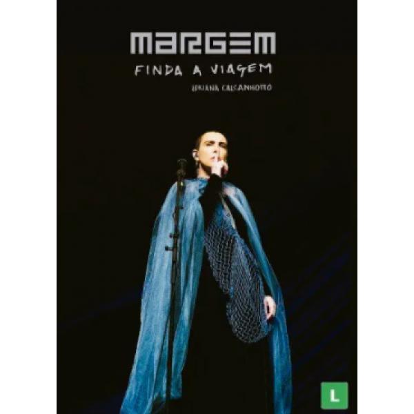 DVD Adriana Calcanhotto - Margem: Finda A Viagem (Digipack)