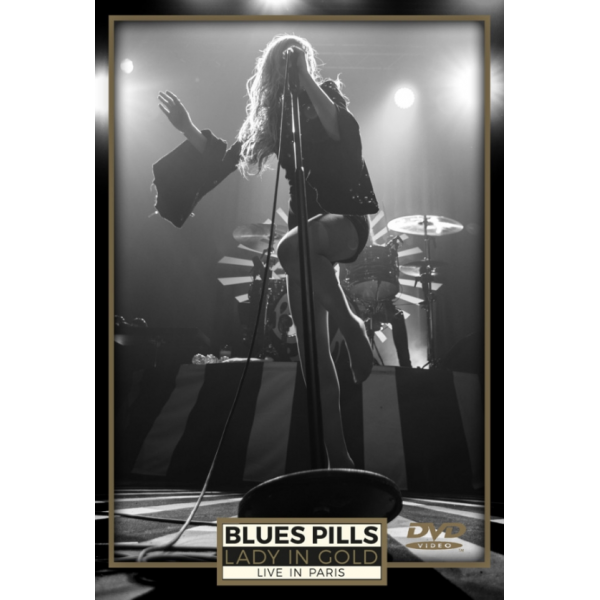 Box Blues Pills - Lady In Gold (DVD + 2 CD's)