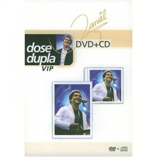 DVD + CD Daniel - Dose Dupla VIP: Ao Vivo 2005
