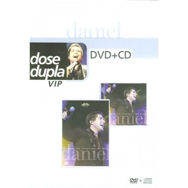 DVD + CD Daniel - Dose Dupla VIP: 20 Anos de Carreira Ao Vivo