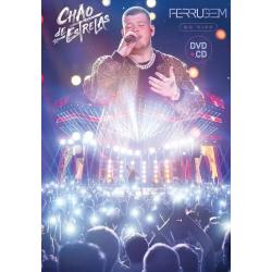 DVD + CD Ferrugem - Chão De Estrelas