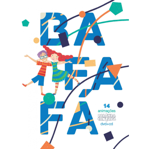 DVD + CD Palavra Cantada - Bafafá