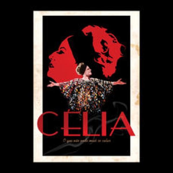 DVD + CD Celia - O Que Não Pode Mais Se Calar
