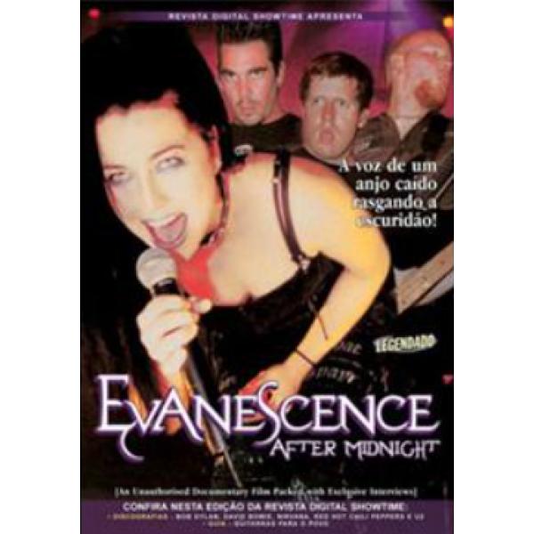DVD Evanescence - After Midnight