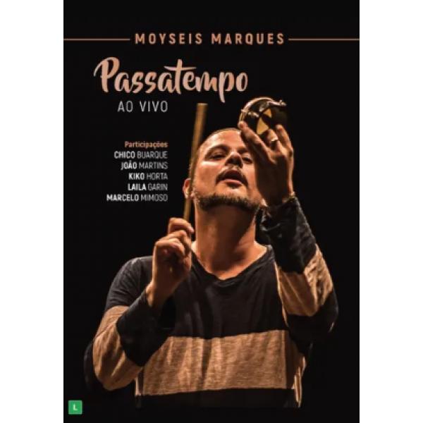 DVD Moyseis Marques - Passatempo: Ao Vivo