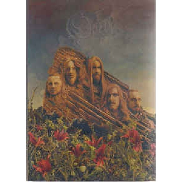 Box Opeth - Garden Of The Titans (DVD + 2 CD's)