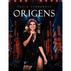 DVD Paula Fernandes - Origens