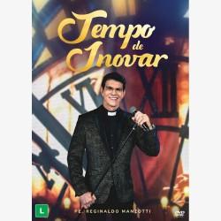 DVD Pe. Reginaldo Manzotti - Tempo De Inovar