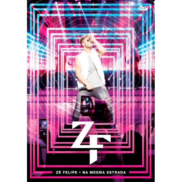 DVD Zé Felipe - Na Mesma Estrada