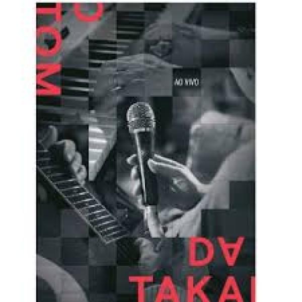 DVD Fernanda Takai - O Tom Da Takai Ao Vivo