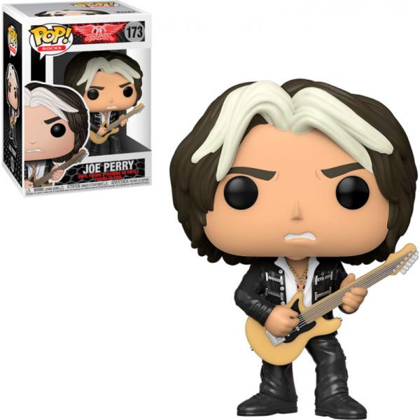 Funko Pop Rocks - Aerosmith: Joe Perry 173 (IMPORTADO)