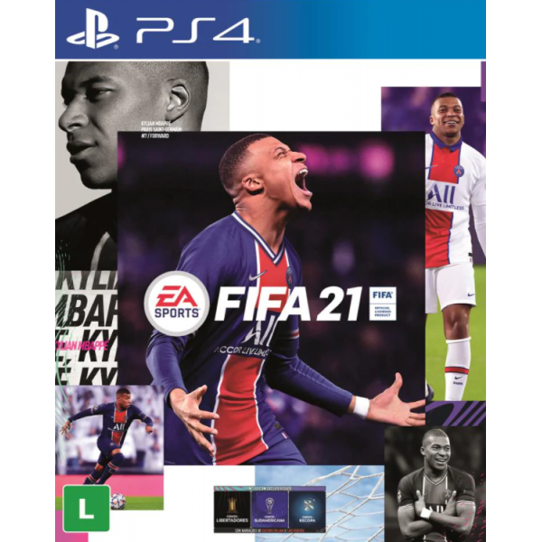 Game PS4 - Fifa 21