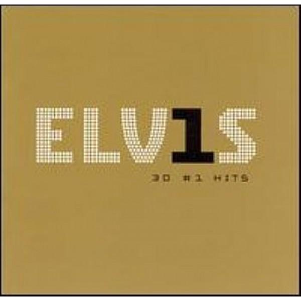 CD Elvis Presley - 30 #1 Hits