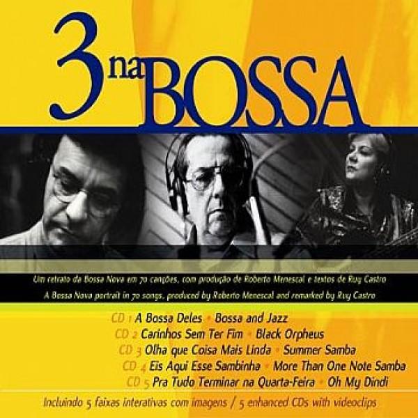 Box 3 Na Bossa Vol.1 (5 CD's)