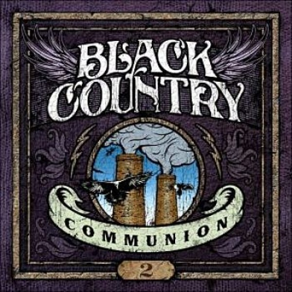 CD Black Country Communion - Black Country Communion V.2