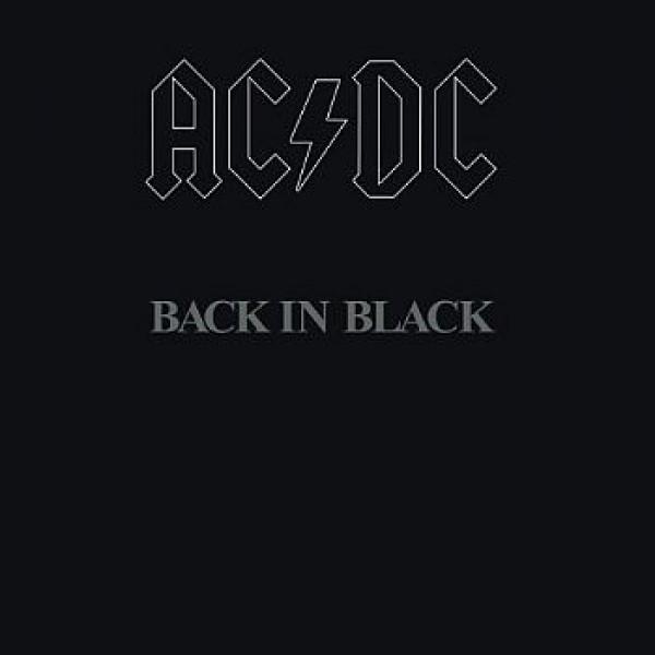 CD AC/DC - Back In Black