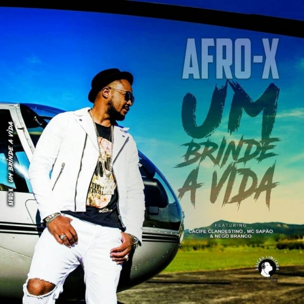 LP Afro-X - Um Brinde A Vida