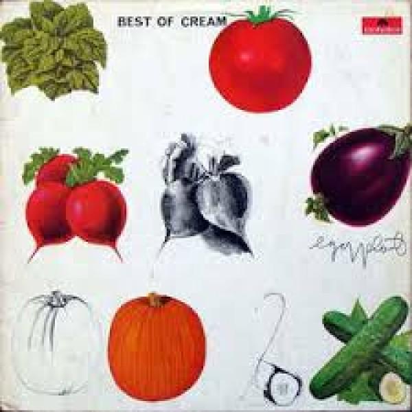 LP Cream - Best Of Cream (IMPORTADO)
