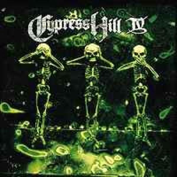 LP Cypress Hill - IV (IMPORTADO)