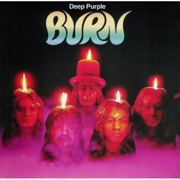 LP Deep Purple - Burn (IMPORTADO)