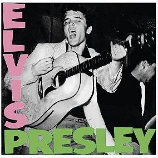 LP Elvis Presley - Elvis Presley (1956 - Picture Disc)
