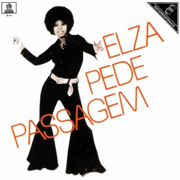 LP Elza Soares - Elza Pede Passagem