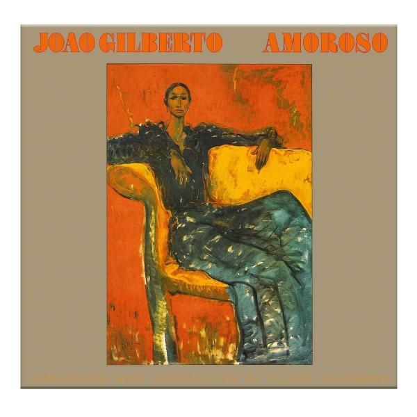 LP João Gilberto - Amoroso