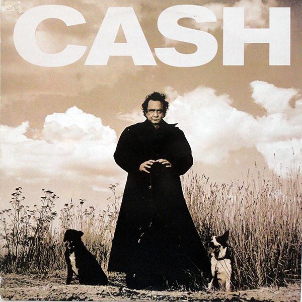 LP Johnny Cash - American Recordings (IMPORTADO)