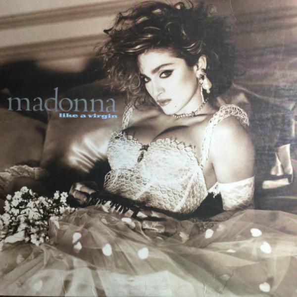LP Madonna - Like A Virgin (IMPORTADO)