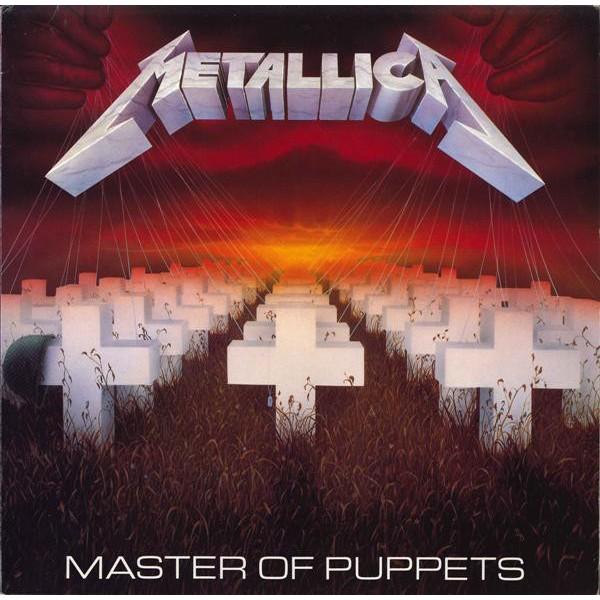 LP Metallica - Master Of Puppets (IMPORTADO)