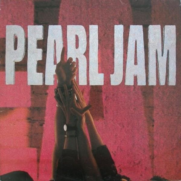 LP Pearl Jam - Ten (IMPORTADO)