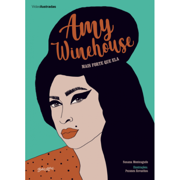 Livro Amy Winehouse - Mais Forte Que Ela