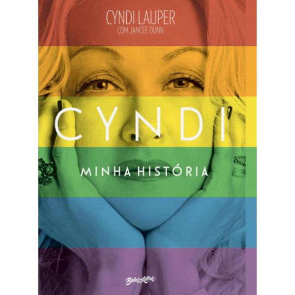 Livro Cyndi - Minha História