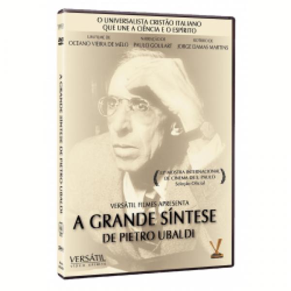 DVD A Grande Síntese de Pietro Ubaldi