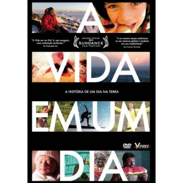 DVD A Vida Em Um Dia