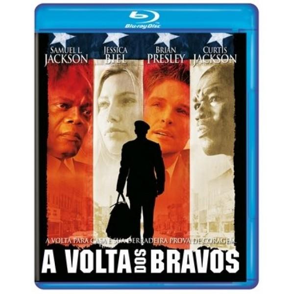 Blu-Ray A Volta dos Bravos