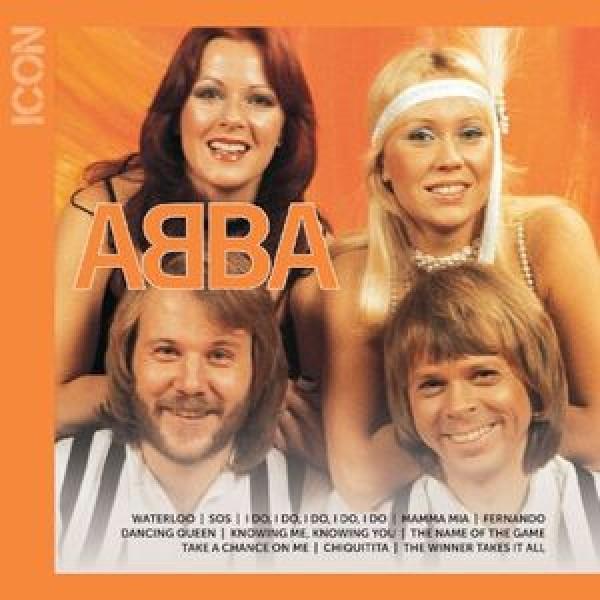 CD Abba - Icon