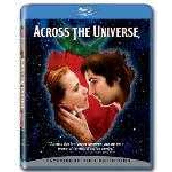 Blu-Ray Across The Universe