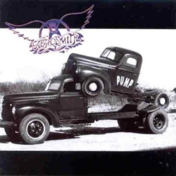 CD Aerosmith - Pump (IMPORTADO)