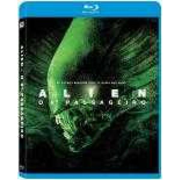 Blu-Ray Alien - O 8º Passageiro
