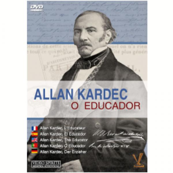 DVD Allan Kardec, O Educador