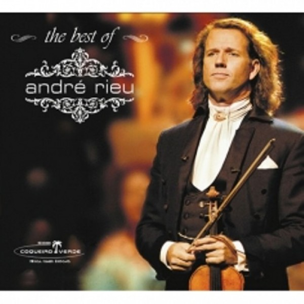 CD André Rieu - The Best Of (Digipack)